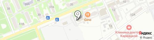 Арго на карте Чехова