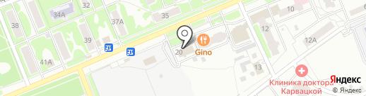 Эдвайзер на карте Чехова