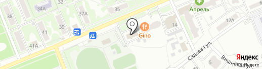 Базис-ОС на карте Чехова