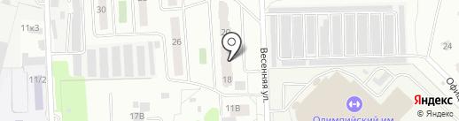 Твердохлеб на карте Чехова