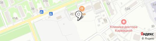 Современник на карте Чехова
