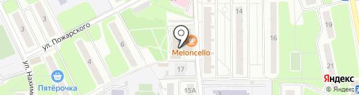 Банкомат, Московский кредитный банк, ПАО на карте Химок