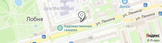 VDdveri на карте Лобни
