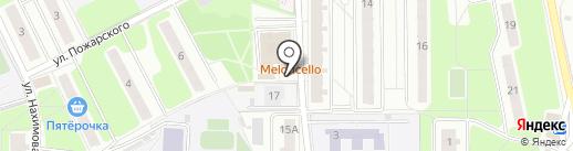 Магазин фруктов и овощей на карте Химок
