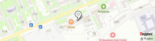 Сбыт и Сервис на карте Чехова