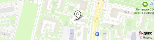 РОСНО-МС на карте Подольска