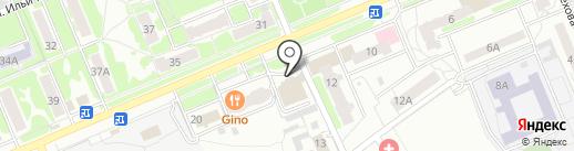 Магазин строительных материалов на карте Чехова