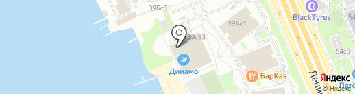 Самооборона 100% на карте Москвы