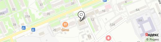 Секонд-хенд на ул. Чехова на карте Чехова