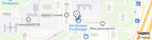 ГлавМосРемонт на карте Химок