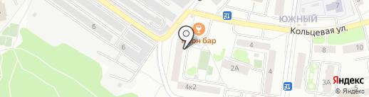 Криспум на карте Лобни