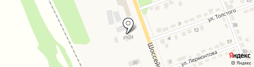 Кейко на карте Барсуков