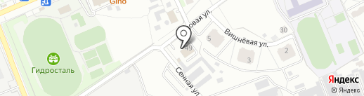 Всероссийское добровольное пожарное общество на карте Чехова