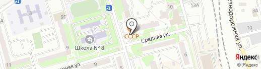 Dolce Vita на карте Лобни