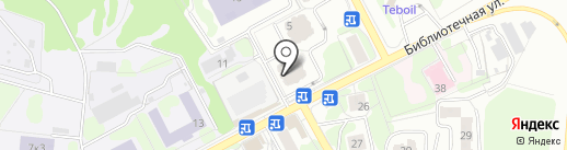 Маэстро Капелло на карте Химок