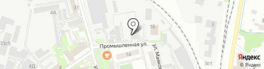 Kompakto на карте Лобни