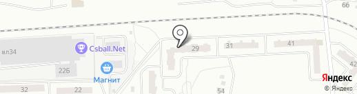 МосБурСтрой на карте Чехова