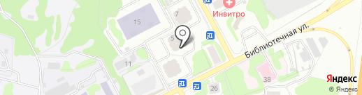 Магазин дверей на карте Химок