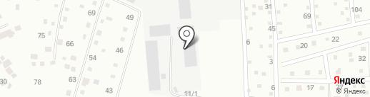 СевЗапУголь на карте Чехова