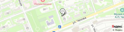 Магазин семян на карте Чехова