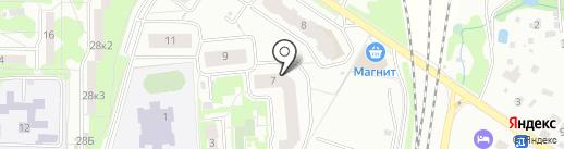 Ренессанс на карте Лобни