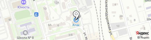 Атак на карте Лобни