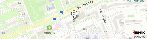 Магазин нижнего белья на карте Чехова