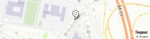 Татьяна на карте Химок