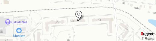 Молочно-раздаточный пункт на карте Чехова