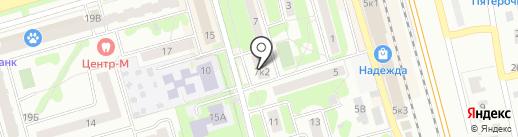 УФМС на карте Лобни