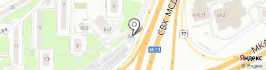 Клин-Авто на карте Химок