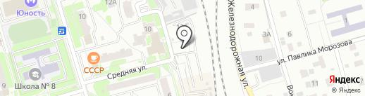 Трансгрузсервис, ЗАО на карте Лобни