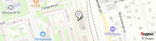 Oriflame на карте Лобни