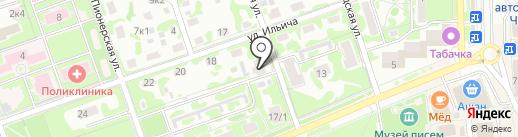 Максимум на карте Чехова