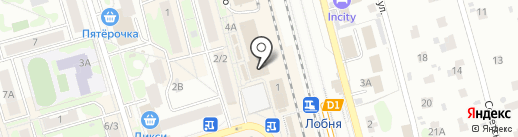 PUPER.RU на карте Лобни