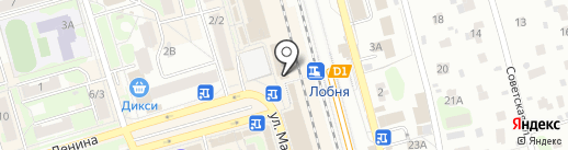 Билайн на карте Лобни