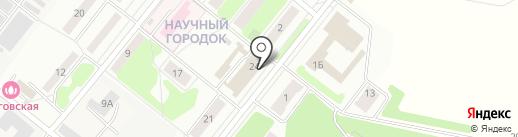 Магазин разливных напитков на карте Лобни