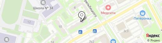 Hahaday на карте Подольска