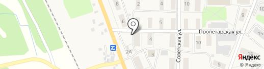 Продуктовый магазин на карте Барсуков