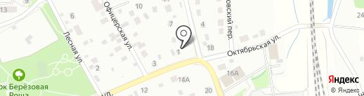 Почтовое отделение №142303 на карте Чехова