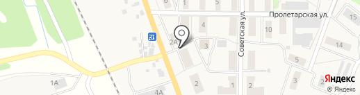 СоНата на карте Барсуков