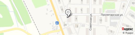 Будь здоров на карте Барсуков