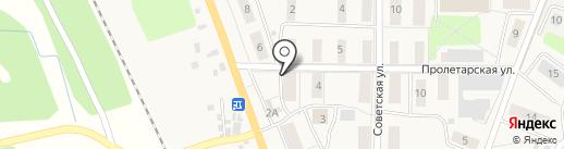 Градус на карте Барсуков