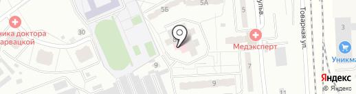 Солнышко на карте Чехова