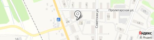 Магазин бытовой химии на карте Барсуков