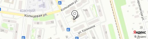 Центр физической культуры и спорта на карте Лобни