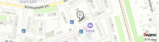 Православная гимназия во имя Святителя Филарета Московского на карте Лобни