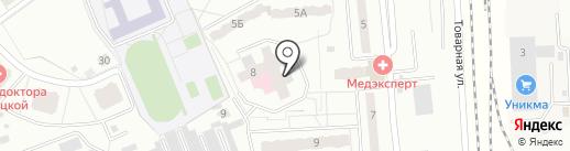 Альфа-Фотон Ч на карте Чехова
