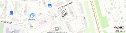 ОКНА ПЛЮС на карте Лобни