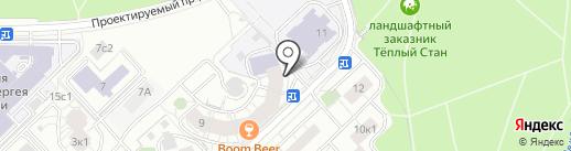 Loft Pipe на карте Москвы